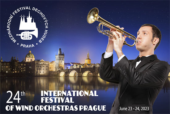 OR-FEA > THE INTERNATIONAL FESTIVAL OF WIND ORCHESTRAS PRAGUE